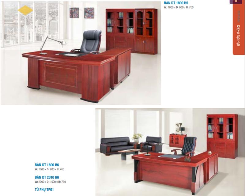Báo giá bàn ghế văn phòng 19