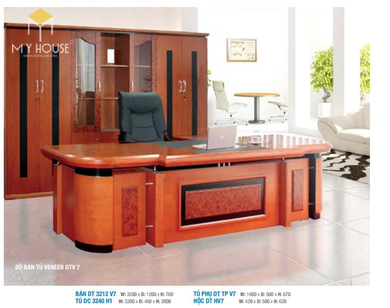 Báo giá bàn ghế văn phòng 18