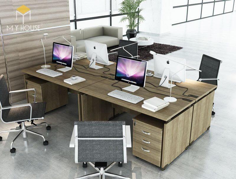 Các loại bàn nhân viên văn phòng