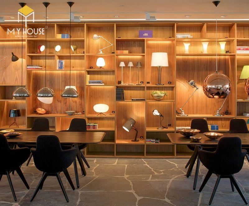 Thiết thế nội thất Showroom trưng bày nội thất - View 1