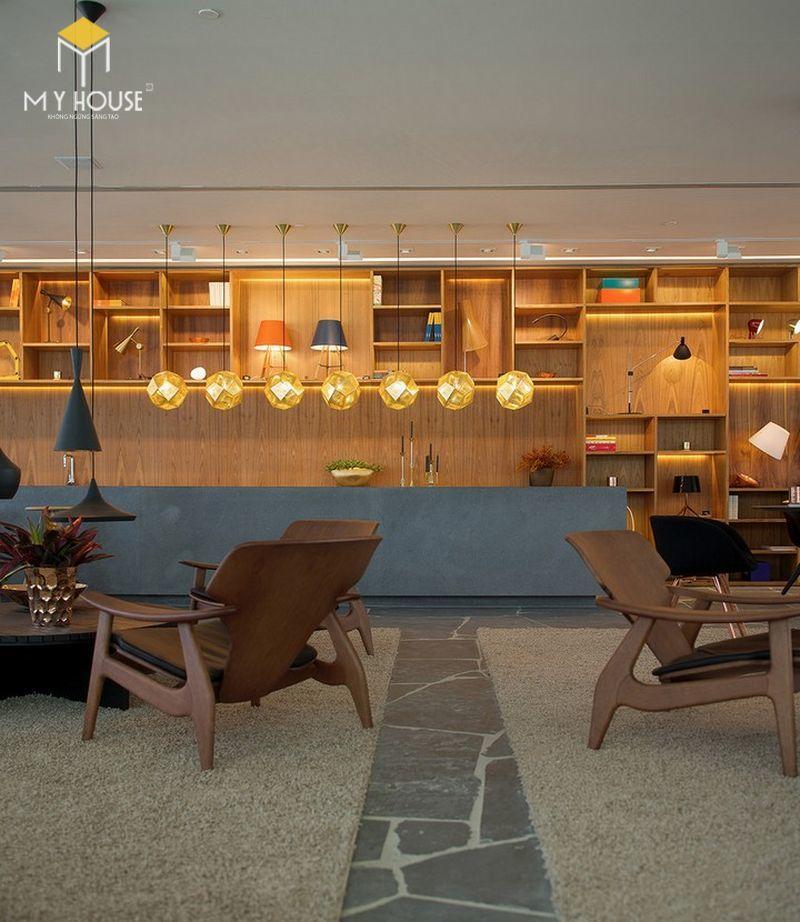 Thiết thế nội thất Showroom trưng bày nội thất - View 4