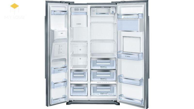 Kích thước tủ lạnh 1 cánh - Mẫu 6