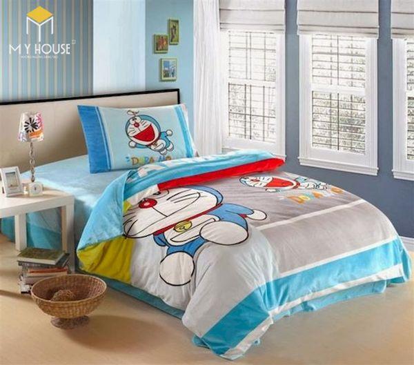 Mẫu trang trí phòng ngủ doremon đẹp - 8