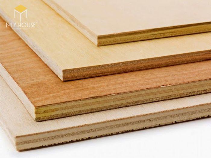 Ứng dụng của gỗ Plywood