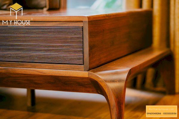 Sofa gỗ sồi nga giá rẻ