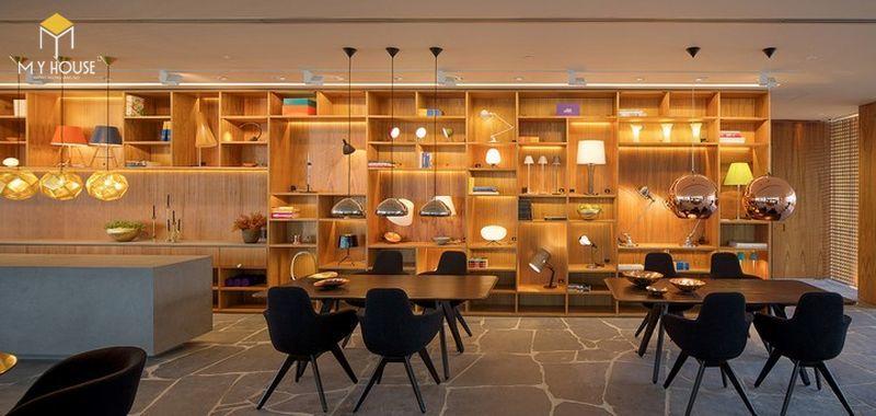 Thiết kế nội thất showroom trưng bày nội thất - View 3