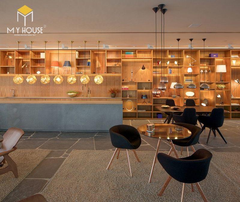 Thiết kế nội thất showroom trưng bày nội thất - View 2