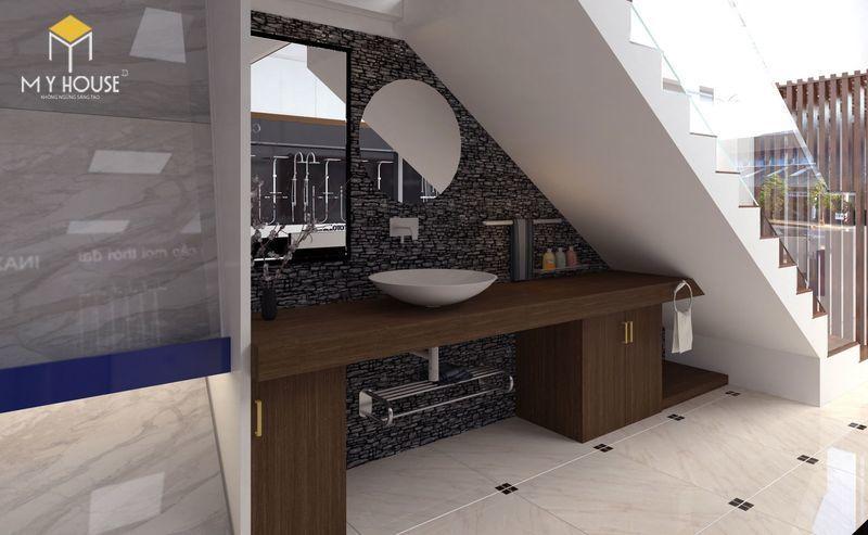 Thiết kế showroom thiết bị vệ sinh đẹp mắt và sang trọng - View 3