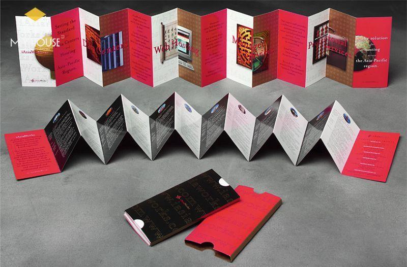 Thiết kế brochure ấn tượng - M4