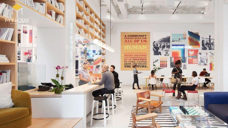 Coworking spaces là gì?