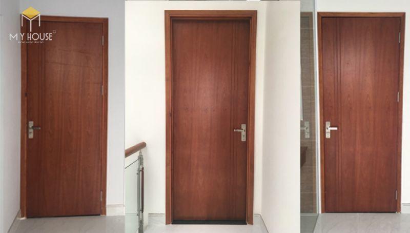 Cửa phòng khách sạn thiết kế hiện đại cao cấp - Mẫu 3