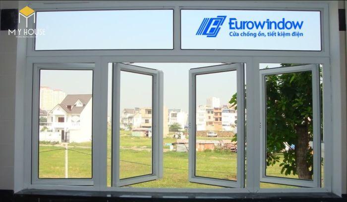 Lưu ý khi làm cửa nhựa lõi thép cửa nhôm Eurowindow