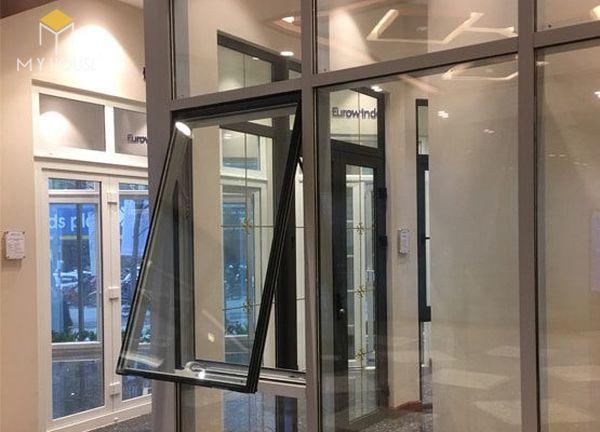 Phân biệt cửa nhựa lõi thép Eurowindow chính hãng