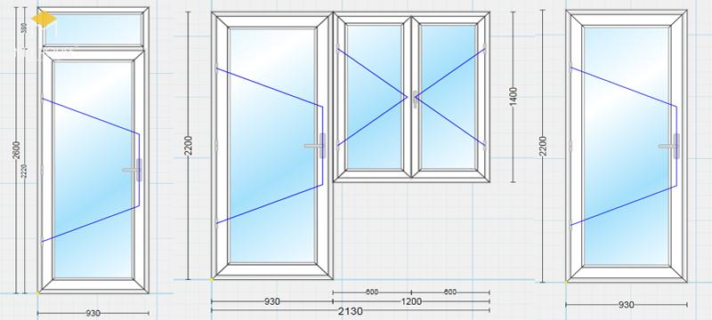 Kích thước cửa phòng ngủ đúng tiêu chuẩn