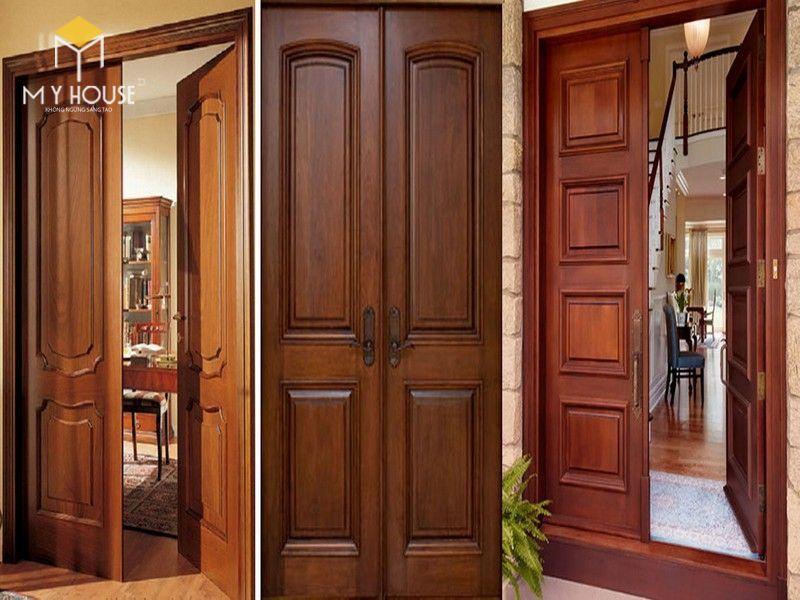 Cần chọn kích thước cửa phòng ngủ đúng phong thủy