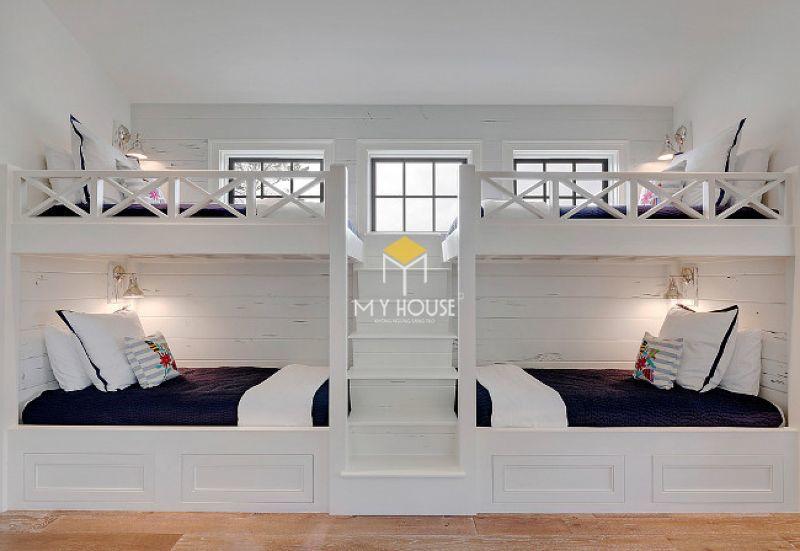 Một số mẹo lựa chọn kích thước giường tầng trẻ em