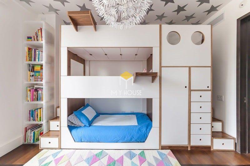 Cần đo đạc để lựa chọn kích thước giường tầng phù hợp