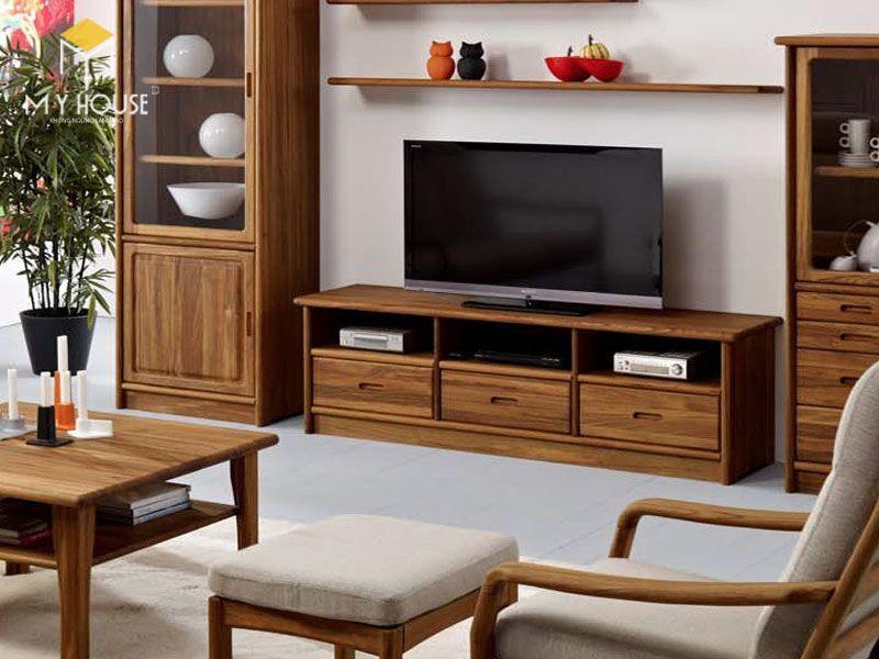 Kích thước kệ đối với tivi từ 32 - 40 inch