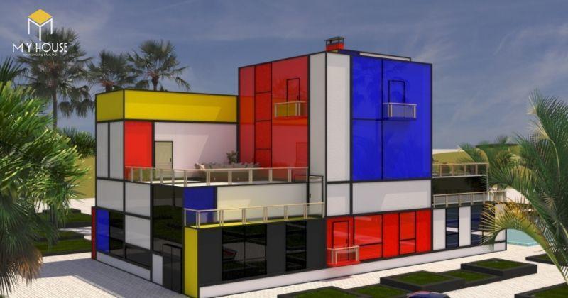 Phong trào Bauhaus 1