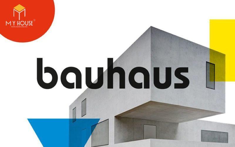 Ảnh hưởng của phong cách Bauhaus