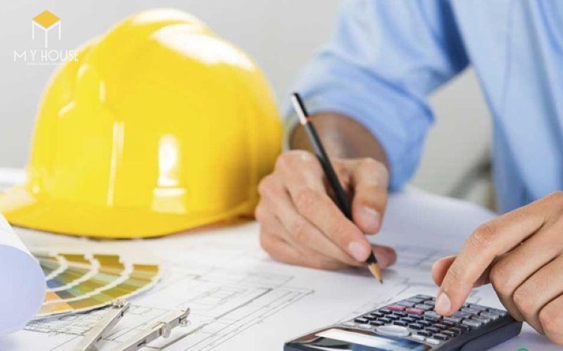 Bảng Spec được đưa ra để các nhà thầu dựa vào đó báo giá với chủ đầu tư
