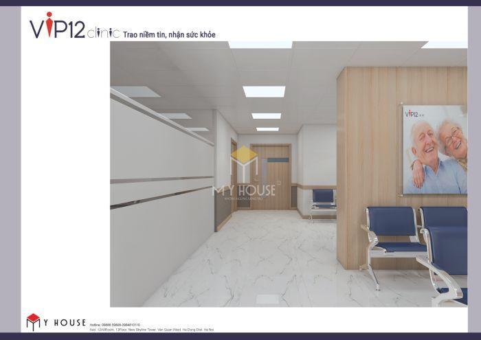 Nội thất thiết kế hiện đại với tông màu sáng - V4