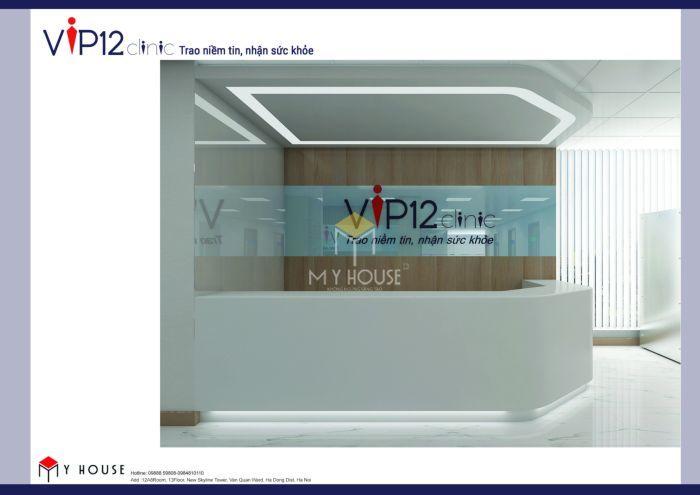 Nội thất thiết kế hiện đại với tông màu sáng - V1