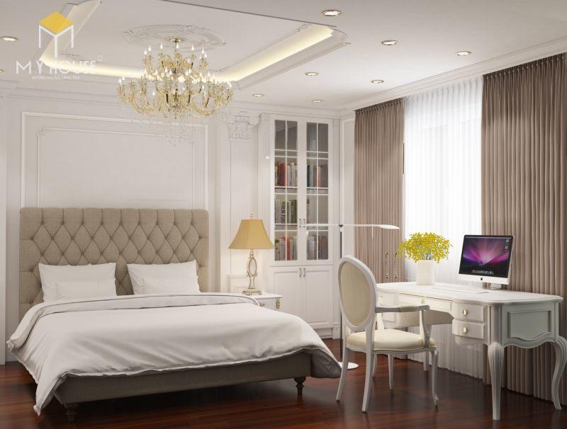 Thiết kế nội thất chung cư Aqua Central 6