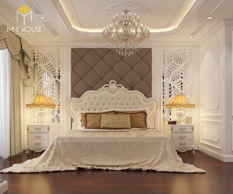 Mẫu thiết kế nội thất căn hộ 146m2 - View 5