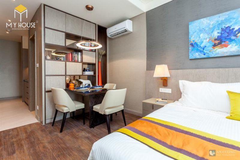 Không gian phòng ngủ - View 3