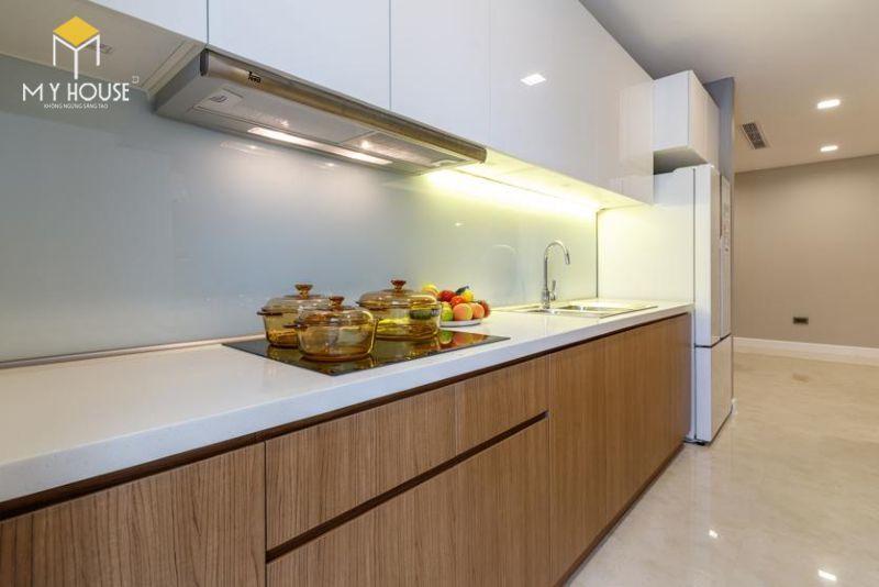 Mẫu thiết kế nội thất căn hộ 115m2 - View 4
