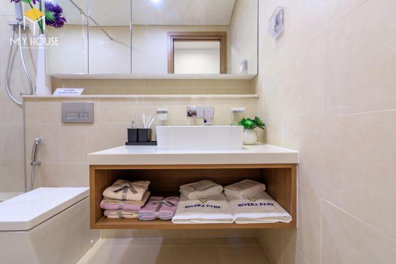 Mẫu thiết kế nội thất căn hộ 115m2 - View 6