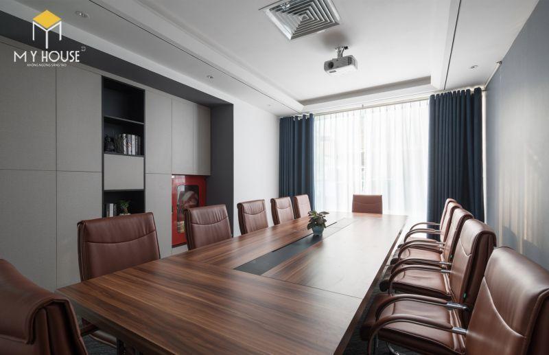 Thiết kế nội thất văn phòng mở - View 4