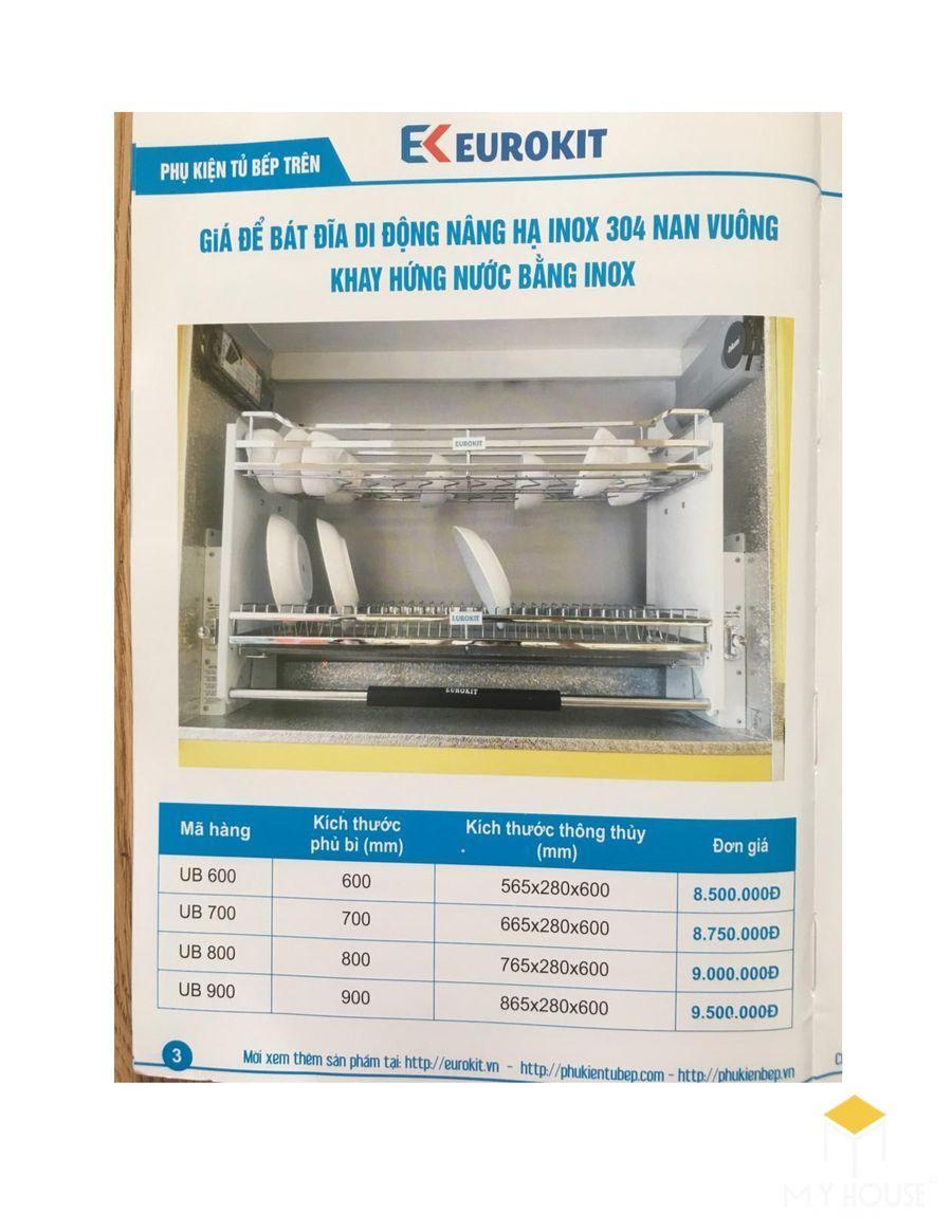 Phụ kiện tủ bếp Eurokit