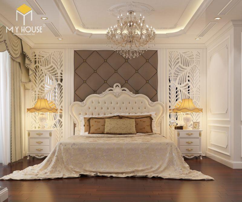 Mẫu thiết kế nội thất tân cổ điển đẹp 2021 - View 5