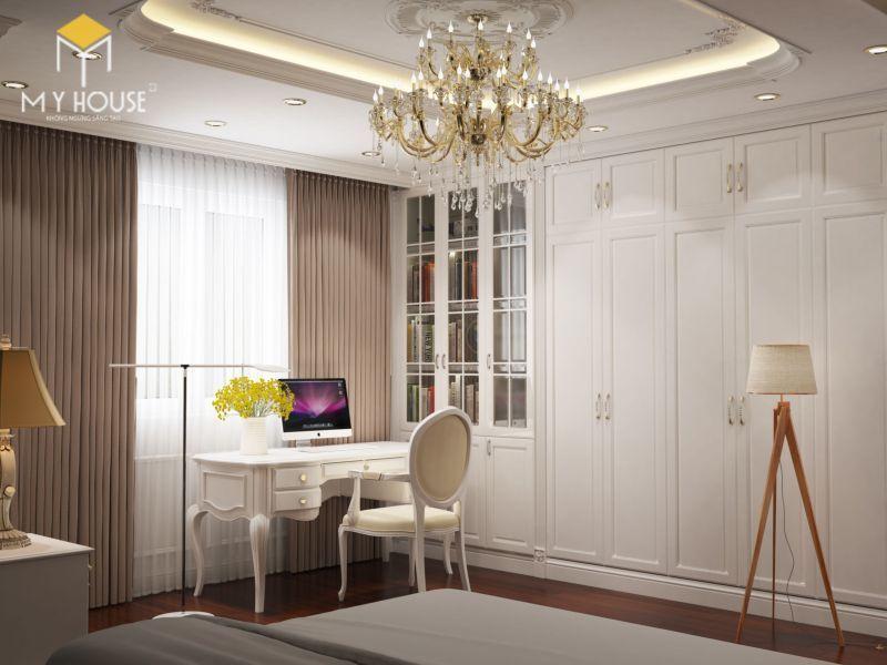 Mẫu thiết kế nội thất tân cổ điển đẹp 2021 - View 9