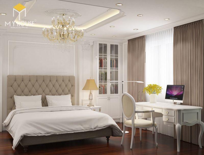 Mẫu thiết kế nội thất tân cổ điển đẹp 2021 - View 8