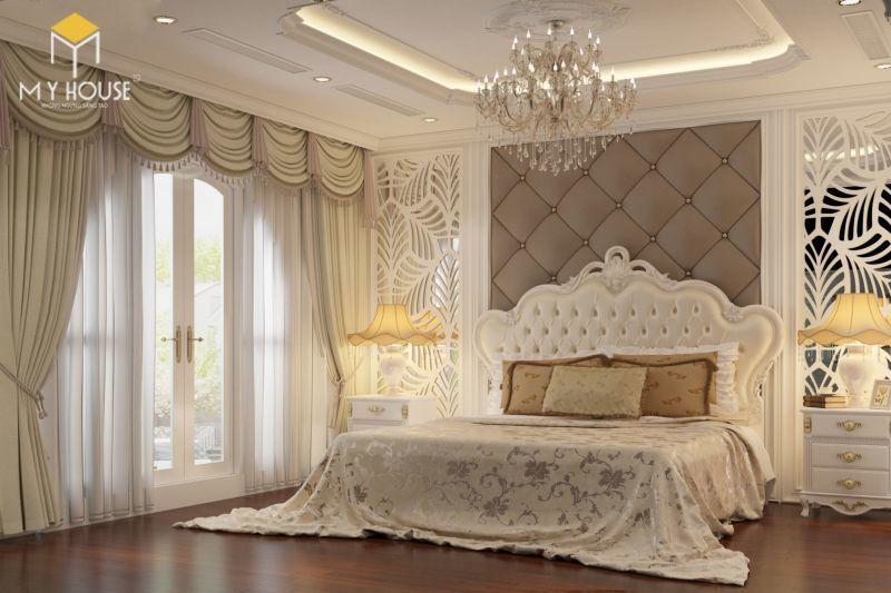 Mẫu thiết kế nội thất tân cổ điển đẹp 2021 - View 7