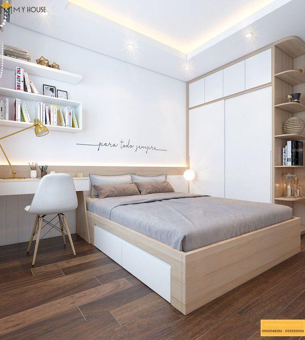 Mẫu decor phòng ngủ đẹp - Hình ảnh 3