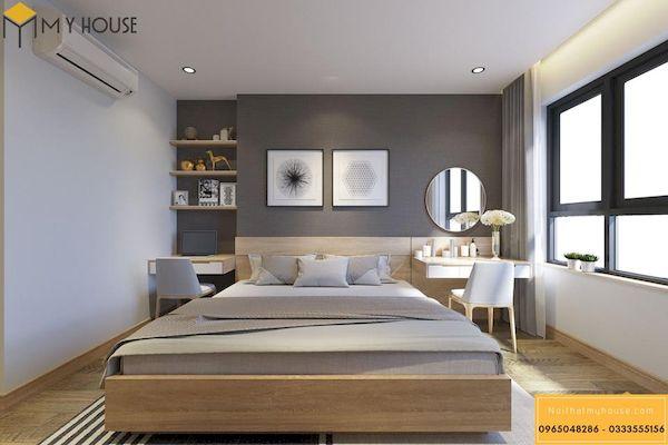 Mẫu decor phòng ngủ đẹp - Hình ảnh 1