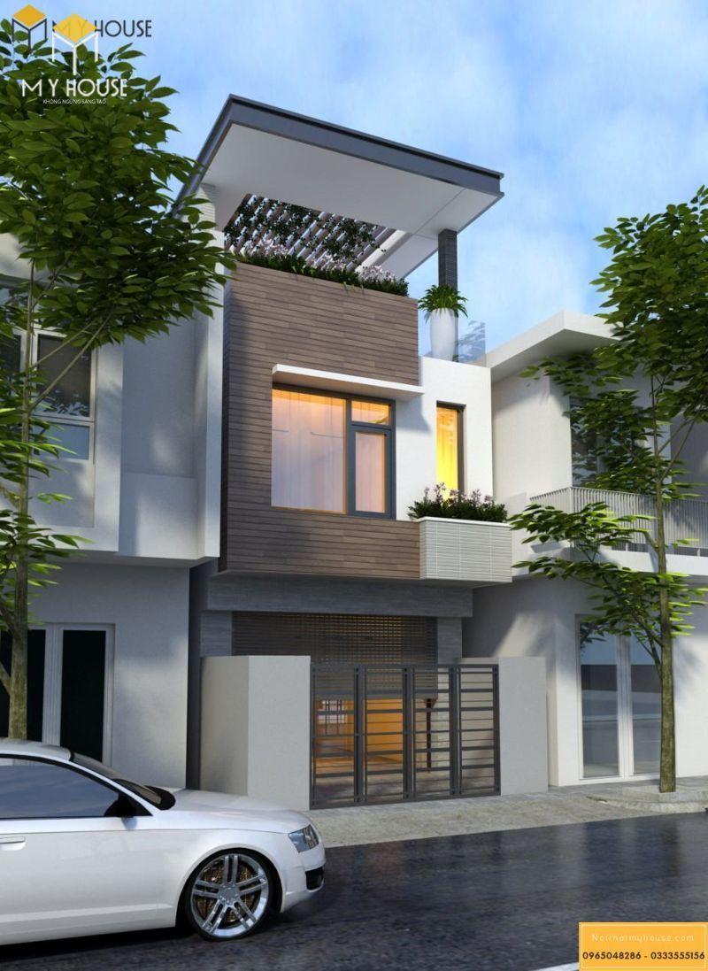 Mẫu thiết kế nhà đẹp giá rẻ - Hình ảnh 9