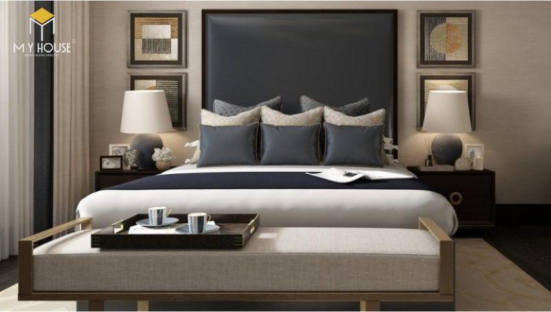 Mẫu giường ngủ khách sạn - M9