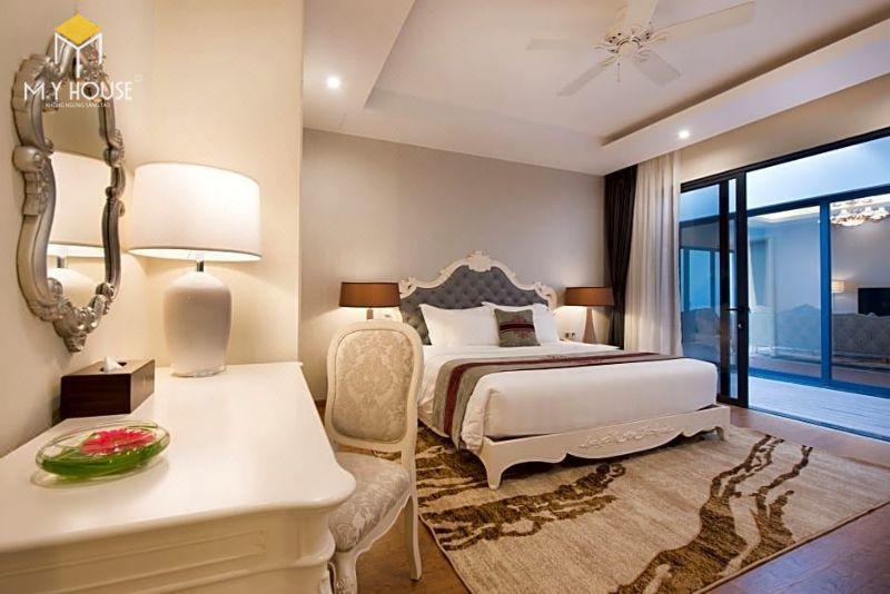 Mẫu giường ngủ khách sạn - M6