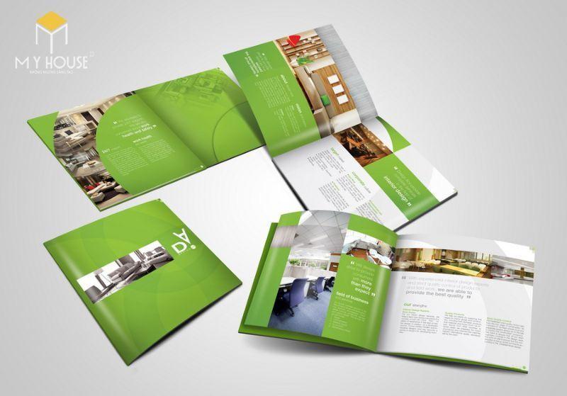 Hồ sơ năng lực cung cấp thông tin tóm tắt về công ty, lĩnh vực kinh doanh, điểm khác biệt, sản phẩm – dịch vụ