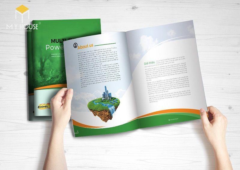 Một cuốn hồ sơ năng lực phải được thể hiện được điểm mạnh và sự khác biệt của công ty trong cùng ngành kinh doanh