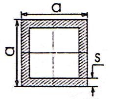 Kích thước sắt hộp 6