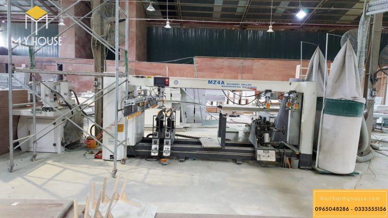 Quy mô xưởng sản xuất nội thất My House - View 3