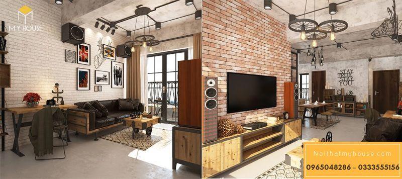 Thiết kế và trang trí sàn và trần nhà