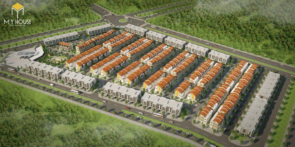 Tổng quan khu đô thị BelHomes Vsip Bắc Ninh
