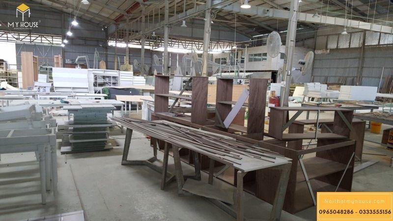 Xưởng sản xuất nội thất My House - View 3